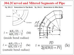 پاورپوینت pdf شده طراحی سیستمهای لوله کشی تحت فشار فرایندی Process Pressure Piping